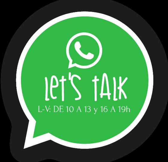 talk por whatsapp