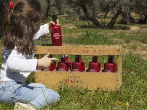 El aceite virgen extra en la alimentación infantil.