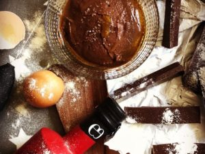 Mousse de Chocolate + el ingrediente secreto