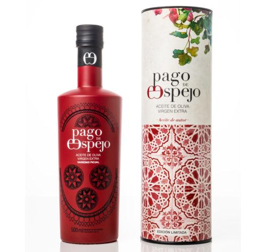 botella 500ml aceite picual