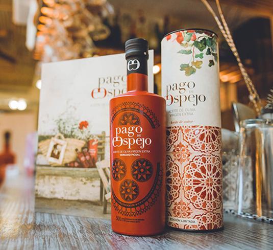 Aceite oliva virgen extra de Jaén gourmet